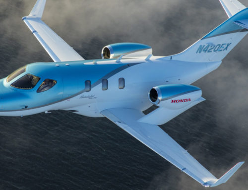 Charter a HondaJet – Private Jet Charter